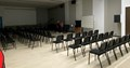 Chairs setup in Rehearsal Room